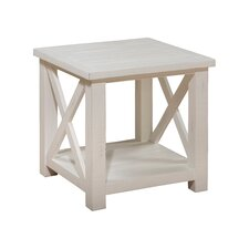 Sanderling End Table by Beachcrest Home