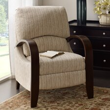 Cobleskill Bent Arm Recliner