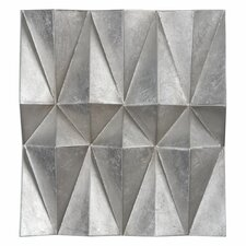 Silver Metal Wall Décor (Set of 3)