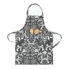 Vintage Royalty Chef Apron