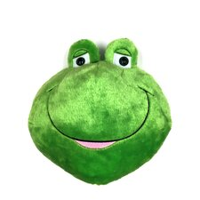 Whimsy Frog Plush Wall Décor