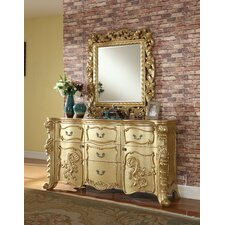 Anora 5 Drawer Dresser with Mirror by Astoria Grand