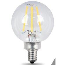 E12 Candelabra LED Light Bulb pack of 2