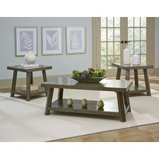 North York 3 Piece Coffee Table Set by Red Barrel Studio