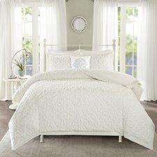 Cherbourg 4 Piece Comforter Set