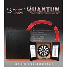 Quantum Dartboard Cabinet