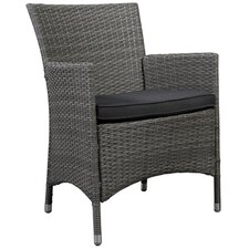Aquia Creek Deluxe Arm Chair with Cushion (Set of 2)