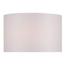 "18"" Fabric Drum Lamp Shade"