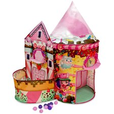 Cubetopia Cupcake Castle Play Tent by Playhut