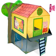 Peppa Pig Tree House Play Tent