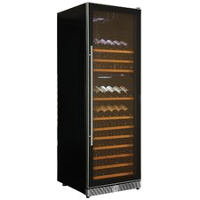 173 Bottle Dual Zone Convertible Wine Cellar