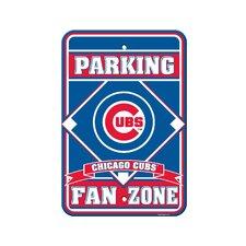 MLB Parking Sign