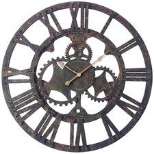 Oversized Gear Wall Clock