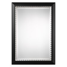 Rectangle Black Frame Wall Mirror