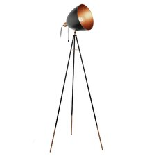 135,5 cm Tripod-Stehlampe Chester