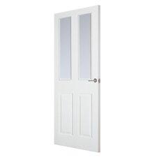 2 Panel Glazed Internal Door