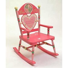 Rock A Buddies Time Out Kids Rocking Chair