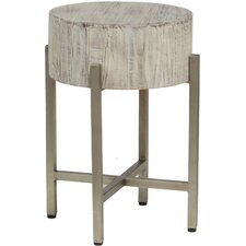 Diamond Hill End Table by Loon Peak
