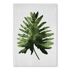 Tropical Leaf 2 Poster Graphic Art