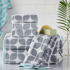 Young Cotton 6 Piece Towel Set