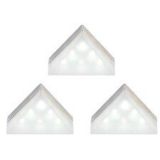 Marci 7cm Strip LED Under Cabinet Light (Set of 3)