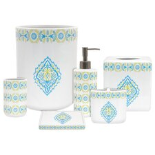 Dena Diamond 6-Piece Bathroom Accessory Set