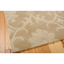Peterson Light Gold Area Rug