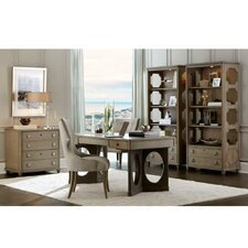 Virage 4-Piece Standard Desk Office Suite