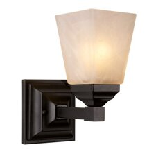Mission Hall 1-Light Wall Sconce