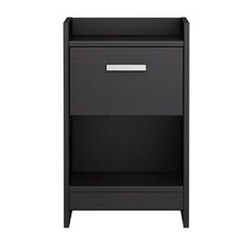 Central Park 1 Drawer Nightstand