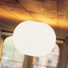 Mini Glo-Ball 1-Light Outdoor Flush Mount