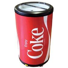 Coca Cola 1.77 cu. ft. Compact Refrigerator