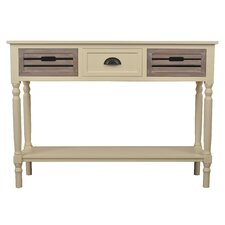 Maia Console Table by August Grove
