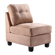 Oregon Slipper Chair by Darby Home Co