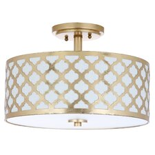 Ilchester 3-Light Flush Mount