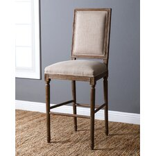 "Bauman 30"" Bar Stool with Cushion"