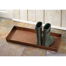 Garden Gate Boot Tray