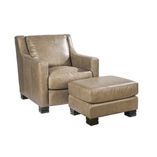 Colby Club Chair and Ottoman by Palatial Furniture