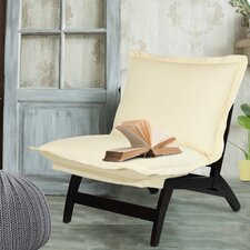 Wooten Fabric Lounge Chair by Varick Gallery