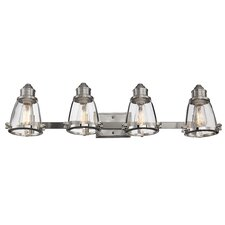 Belmont 4-Light Vanity Light