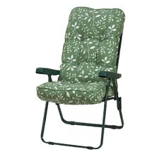 Deluxe Recliner Chair with Cushion