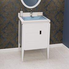 Zoe 24 Single Bathroom Vanity Set by Ronbow