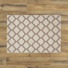 Odell Taupe Indoor/Outdoor Area Rug