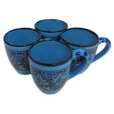 Sabrine Stoneware Coffee Mug (Set of 4)