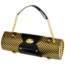 Patent Wine Carrier/Purse