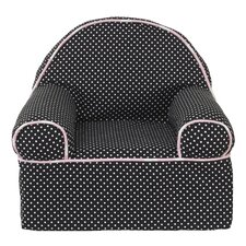 Girly Kids Cotton Foam Chair