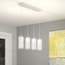 Dimension 4-Light Kitchen Island Pendant