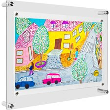 Rectangle Floating Picure Frame