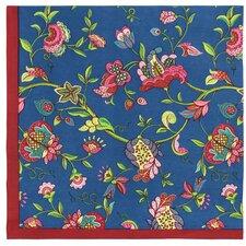 Wyndham Cotton Screen Print Floral Tablecloth
