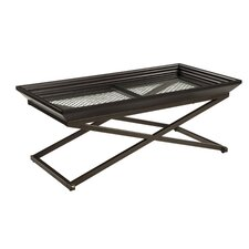 Deanna Coffee Table with Tray Top by Laurel Foundry Modern Farmhouse